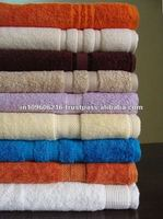 STOCK TOWEL/STOCK COTTON TOWEL/TERRY COTTON BATH STOCK TOWEL
