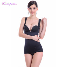 Wholesale Black Fat Burn Women Full Body Shaper Slimming