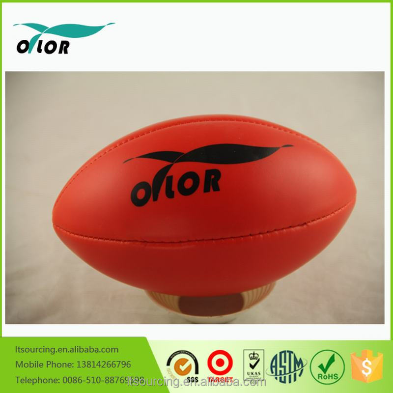 Promotional Wholesale Customized rubber rugby balls