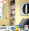Inhibits Mould and Mildew White Interior Latex Paint