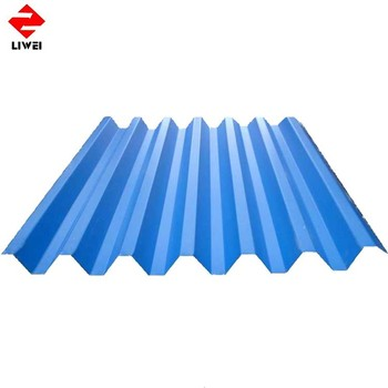 5052 Ral Color Coated Metal Roofing Sheets
