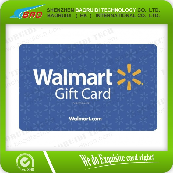 Walmart Gift Card, Walmart Gift Card Suppliers and Manufacturers ...