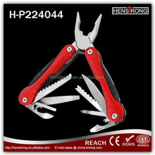 Yangjiang OEM handmade good price long nose multifunction pliers