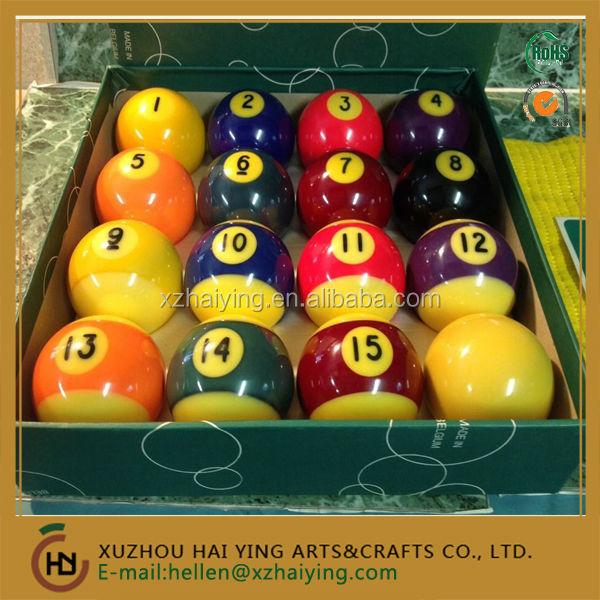 Genuine Belgium Aramith Standard Pool/billiard Ball Set (phenolic ...