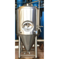 stainless steel 30l conical fermenter