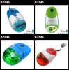 3d optical liquid mouse,optical mouse with liquid,liquid optical mouse--MO7005--Shenzhen Ricom