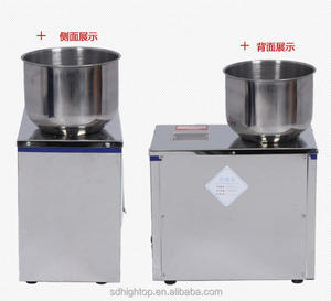Powder Filling Machine 2-50g Automatic Weighing and Filling Powder Filler Machine