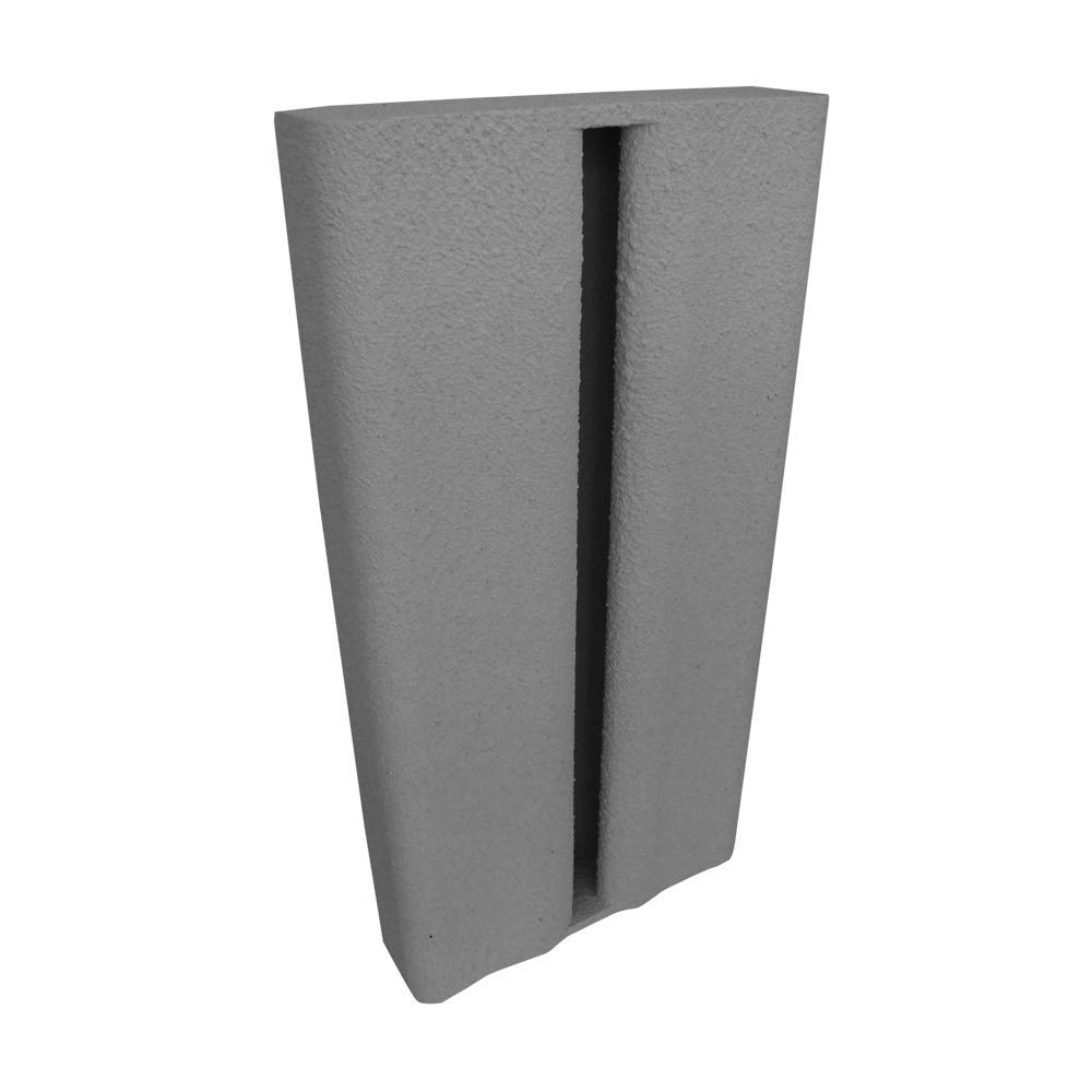 """JOCAVI ATP BassKeeper Wall EPS Bass Trap Acoustic Panels, Low Frequency Absorbent Professional Sound Treatment, Grey, 23.6"""" x 47.2"""" x 5.9"""" (2-Pack)"""