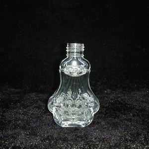 eab11af2f17 Violin Shaped Glass Bottle
