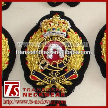 Blazer Badge,Royal Badge,Uk Badge,Embroidered Patches