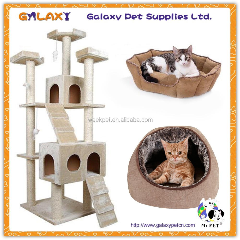 wholesale light weight folding travel bag pet bed; puppy bed for cat; compound designs for houses