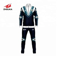 Fashion and professional brand name sports track suit outdoor fahion sports track suit for kids and adults