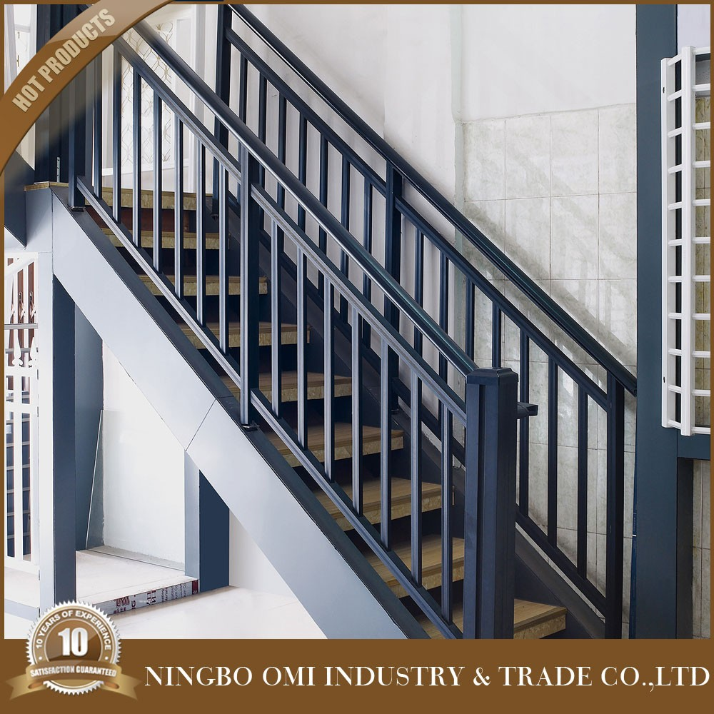 2016 Exporting Iron Aluminum Balustrade Stair Railing