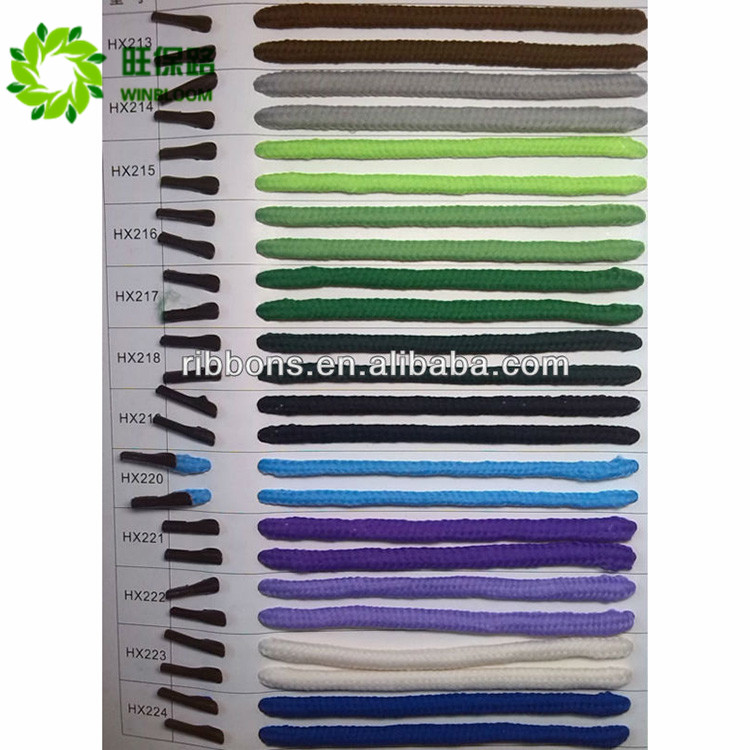 PP knitted rope high density polyethylene fishing plastic twine/rope