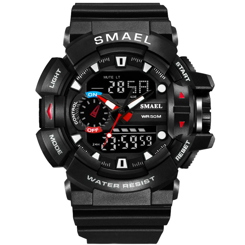 Wholesale watches smael 1436 sport electronic wrist watch digital watch фото