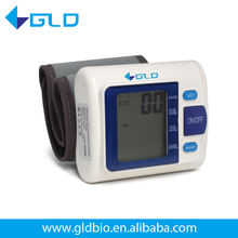 High quality wireless digital automatic wrist watch blood pressure monitor