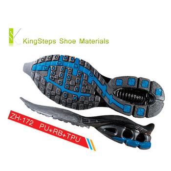 Pu Sole For Running Shoes Made In Jinjiang Rubber Tpu Soles New ...