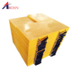 Heavy duty jack pads / hdpe outrigger pads / crane foot protection mats