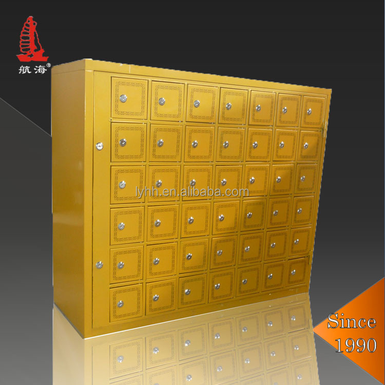 Apatment and Office building use free standing metal cast iron mailbox post