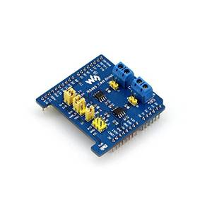 Angelelec DIY Open Sources Sensors, RS485 Can Shield, the RS485 Can Shield Will Easily Enable RS485/Can Communication Functions for Your Nucleo/Xnucleo Arduino Boards, Arduino Standard Interfaces.