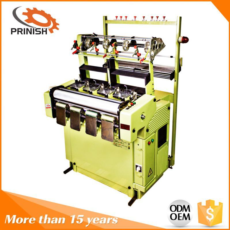 Customizable High Speed Needle Loom Machine For Label