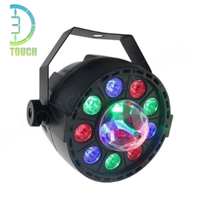 Hot Sale LED Stage Light COB LED Stage Par Can RGB MIXER 20W Light for Dj Party