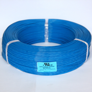 Strong tensile strength flat insulated copper 18awg high voltage wire