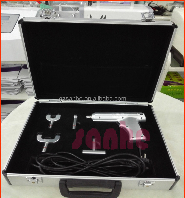 Physical Therapy Chiropractic Spinal Adjustment Machine