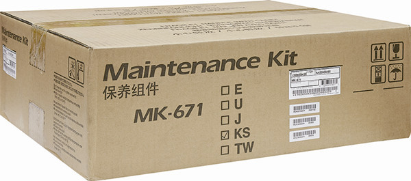 Maintenance Kit For Km-3060 3040 2540 2560 Mk-671