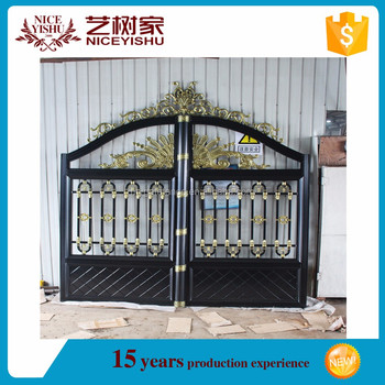 Customized Best Selling Prime Quality House Iron Gate Designs