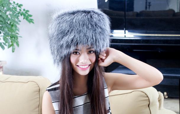 Finden Sie Hohe Qualität Frauen Winter Fuchs Pelzmütze Hersteller ...