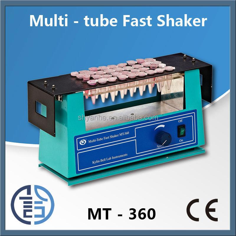 Mt-360 Multi-tube Fast Shaker Laboratory Shaker Test Tube Shaker ...