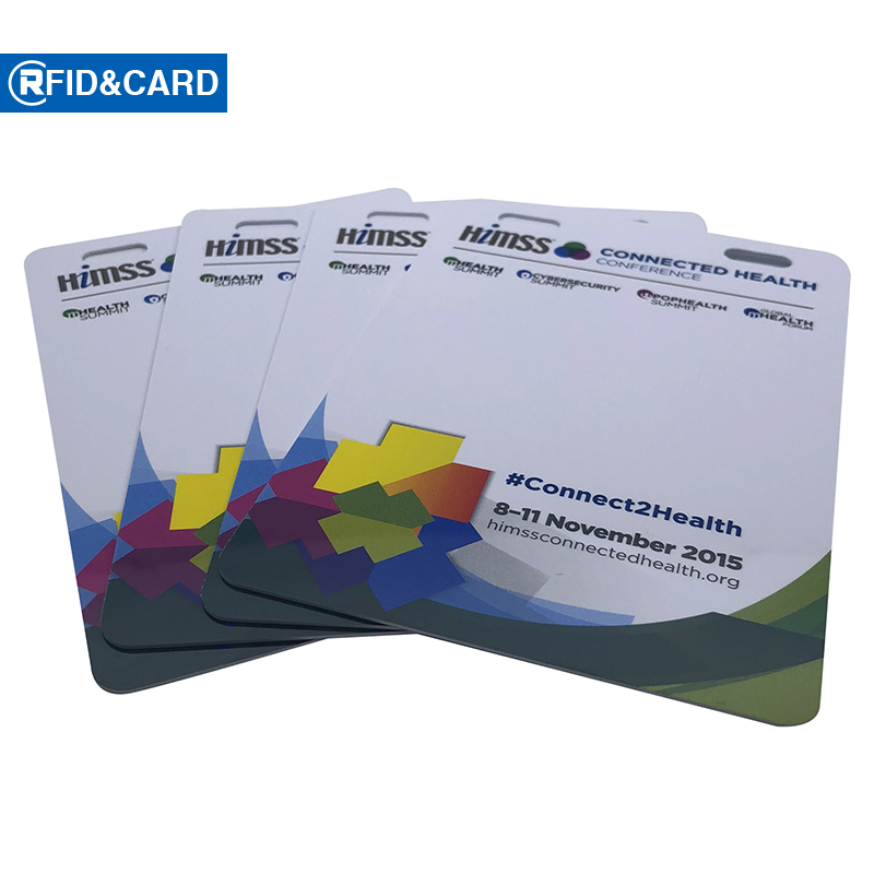 NFC plastic card Customized business blank PVC card