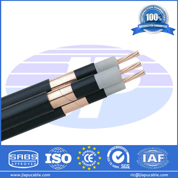 Medium Voltage Three Phase Cable Under Ground or Overhead Laid