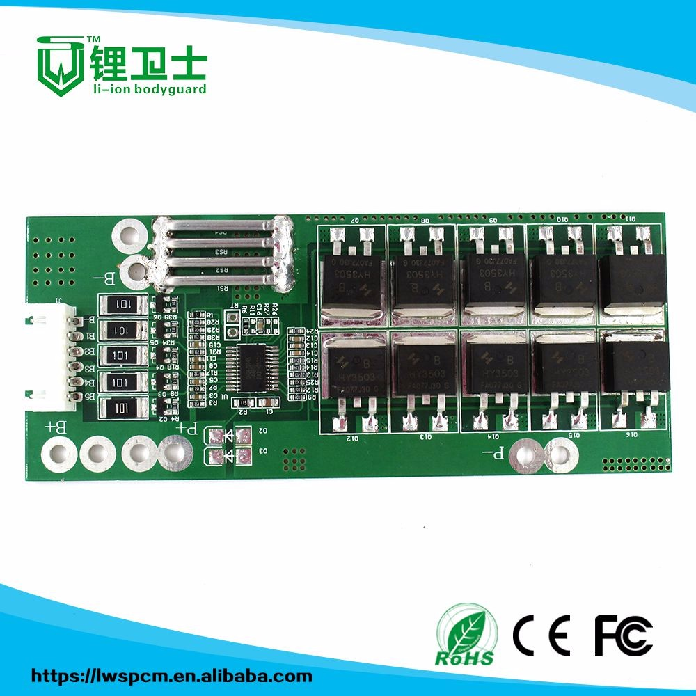 Factory directly selling pcm 30s 96v 100a lifepo4 28v electric bike bms i2c