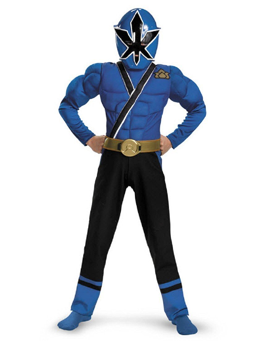 Get Quotations · Disguise Boyu0027s Samurai Power Ranger Costume Child 7-8 Blue and Black  sc 1 st  Alibaba & Cheap Blue Beast Child Costume find Blue Beast Child Costume deals ...