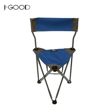 Portable Outdoor Folding Triangle Chair With Backrest Durable Lightweight Camping Chair For Hiking Fishing And Travel Buy Portable Triangle Chair