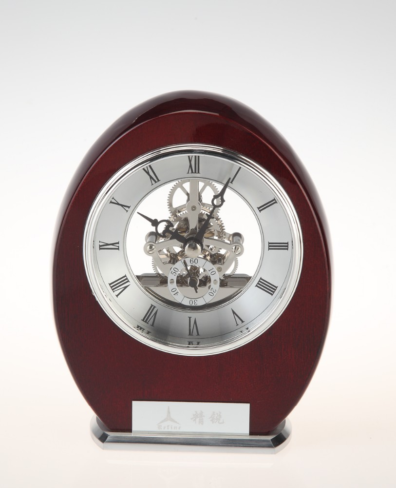 Infinity Instruments The Dais Table Clock