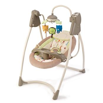 Sedia A Dondolo Per Neonati.Caldo Baby Swing Automatico Sedia Sedia A Dondolo Per Bambini