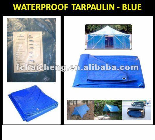Heavy Duty Tarpaulin Waterproof Cover Tarp Ground Camping Sheet All Multipurpose