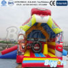 2016 Newest Design Jumping Castle Car Bouncer For Sale