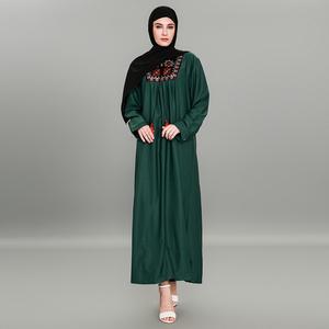 Vuxna Åldersgrupp Kvinnor Ponchos Kaftan Polyester Abaya Islamiska Kläder  2016 Klänning 77qndwrZx d9c56dff1a40b