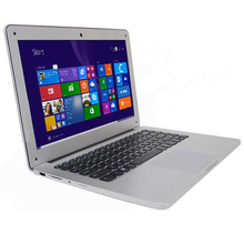 13.3 inch Ultrabook  computer  Intel 1037U or i3 Dual-core dual-drive SSD and HDD Support Windows7 Russian Spanish Keyboard