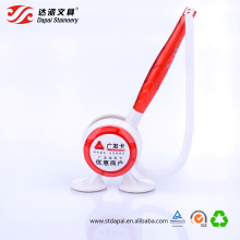 Counter / table ball pen for bank hospital Hotel information desk Pen Stationery