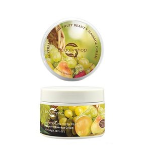 Australian natural fresh fruit facial massage cream body massage whitening cream