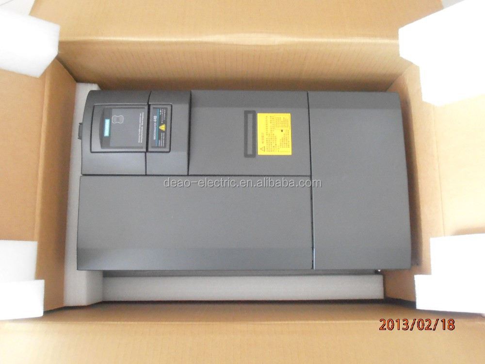 Siemens Micromaster 420 Frecuencia Inverter 380-480v 6se6420-2ud13-7aa1 0,37 Kw