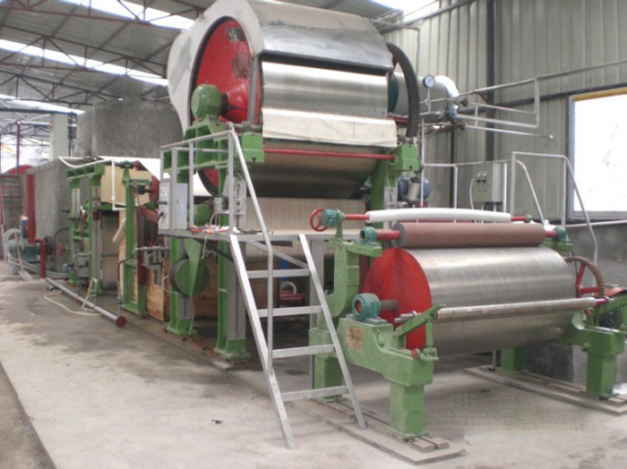toilet paper making machine