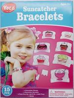 Kid Toys Make up DIY Crystal Bracelet Suncatcher Kits