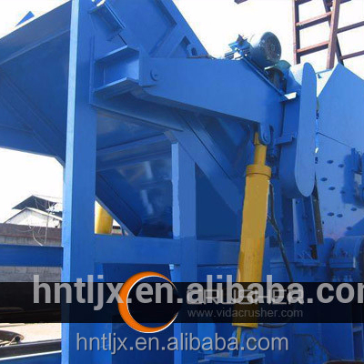 Small investment and good economic returns small metal shredder for sale