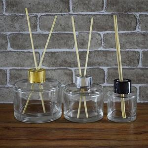 Factory price Glass Reed Diffuser Bottle, Aromatherapy Reed Diffuser Glass Bottle